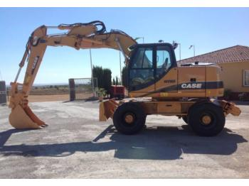 Wheel excavator CASE WX 165