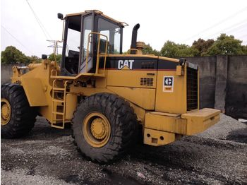 CATERPILLAR 966E - wheel excavator