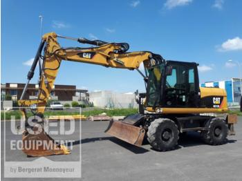 Wheel excavator CATERPILLAR M313D