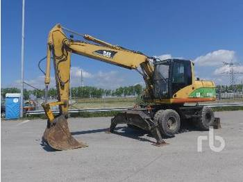 CATERPILLAR M316C - wheel excavator