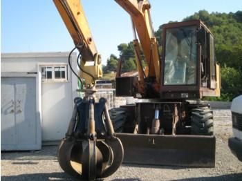 Case-Poclain 81 Hydraulic - wheel excavator
