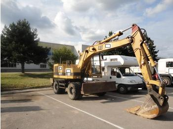 Caterpillar 206 BFT wheel excavator : Picture 1