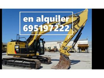 Wheel excavator Caterpillar 320 EL RR