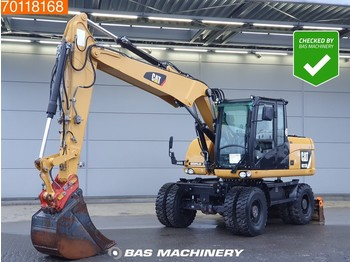 Caterpillar M313D From first German owner - wheel excavator