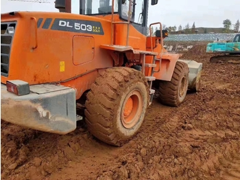 DOOSAN DL503 - wheel excavator