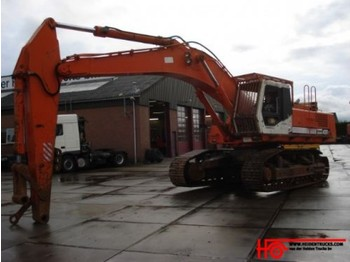 Daewoo wheel excavator for sale