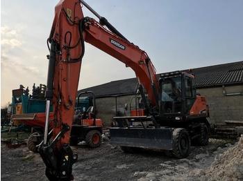 Wheel excavator Doosan DX 190W-5