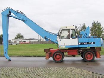 FUCHS 714MU - wheel excavator