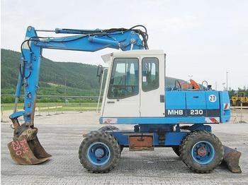 FUCHS MHB 230C - wheel excavator