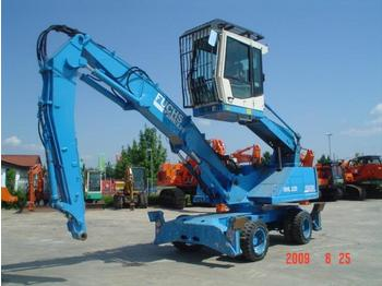 FUCHS MHL320 - wheel excavator