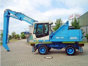 FUCHS MHL331 - wheel excavator