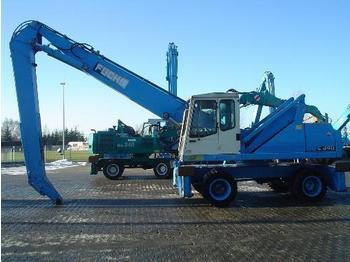 FUCHS MHL340 - wheel excavator