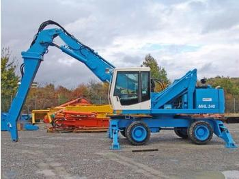 FUCHS MHL340FQC - wheel excavator