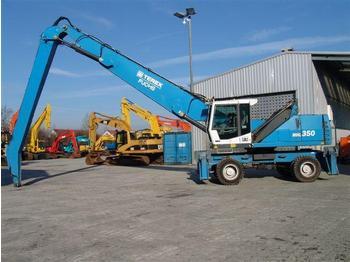 FUCHS MHL350D - wheel excavator