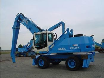 FUCHS MHL350FQC - wheel excavator