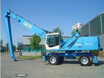 FUCHS MHL360 - wheel excavator