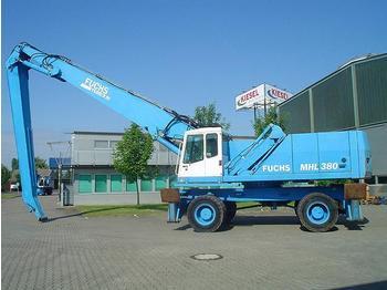 FUCHS MHL380 - wheel excavator