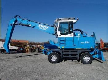 Wheel excavator FUCHS MHL454: picture 1