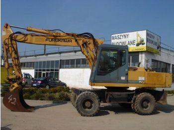 FURUKAWA W635E  - wheel excavator
