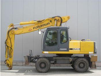 FURUKAWA W735LS - wheel excavator