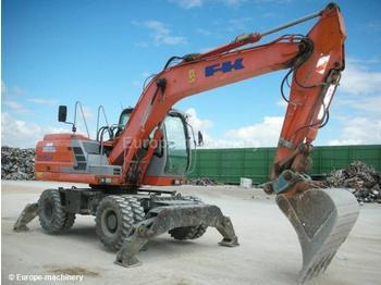 Fiat Allis 175 - wheel excavator