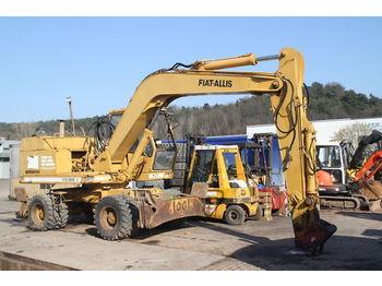 Fiat Fiat Allis FE18R *Mono/Sw/Hammerltg/4xPratzen* - wheel excavator