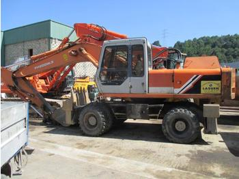 Wheel excavator Fiat-Hitachi FH200W.3