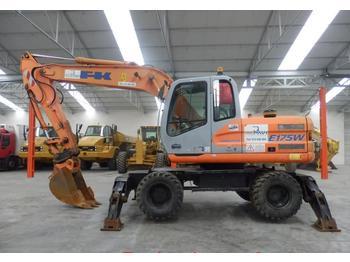 Wheel excavator Fiat-Kobelco EX175W