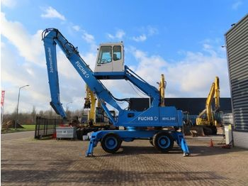 Wheel excavator Fuchs MHL340