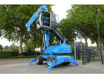 Wheel excavator Fuchs MHL 320 Umschlagbagger
