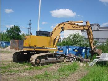 Furukawa 645E HD - wheel excavator