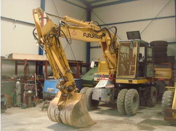 Furukawa W625E - wheel excavator