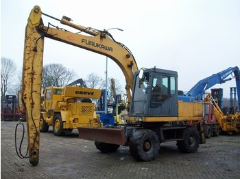 Furukawa W630E - wheel excavator