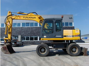 Furukawa W725LS - wheel excavator