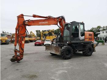 Hitachi ZW140 W-3 - wheel excavator