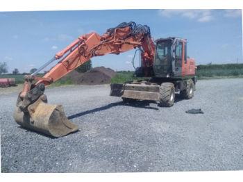 Wheel excavator Hitachi ZX130W