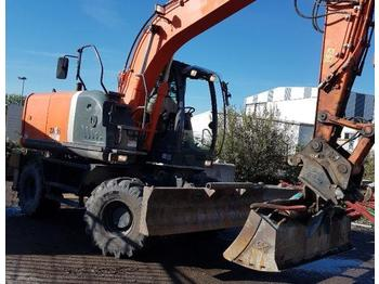 Wheel excavator Hitachi ZX140W-3