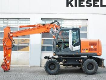 Wheel excavator Hitachi ZX140 W-3