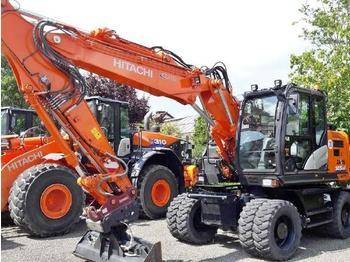 Wheel excavator Hitachi ZX145 W-6