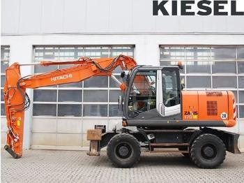 Hitachi ZX170 W-3 - wheel excavator
