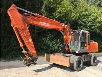 Wheel excavator Hitachi ZX 160 W