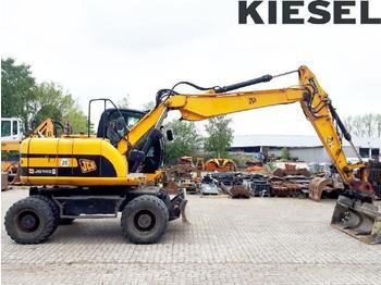 JCB JS145W - wheel excavator