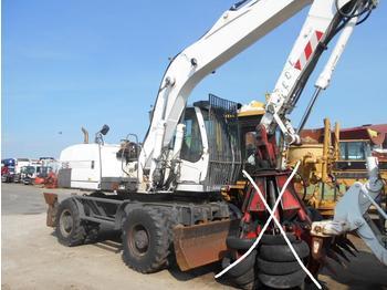 Liebherr A316 - wheel excavator