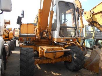 Wheel excavator Liebherr A900