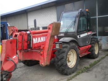 Manitou  - wheel excavator
