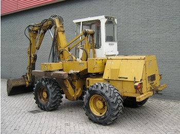 Mecalac 11CX - wheel excavator