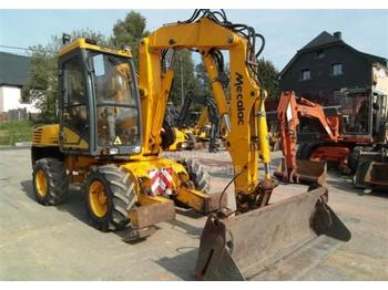 Mecalac 12 MX - wheel excavator