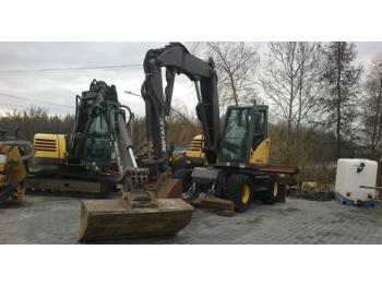 Mecalac 714 MW i MC - wheel excavator