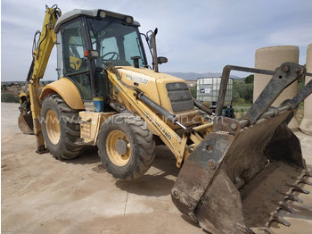 NEW HOLLAND LB95B 4PT - wheel excavator