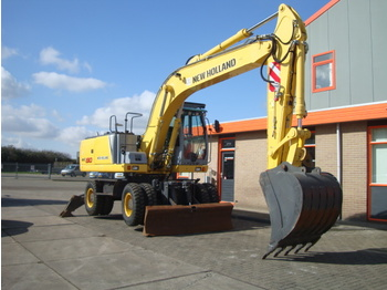 Wheel excavator NEW HOLLAND WE 190: picture 1